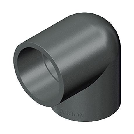 PVC lim/gevind fittings
