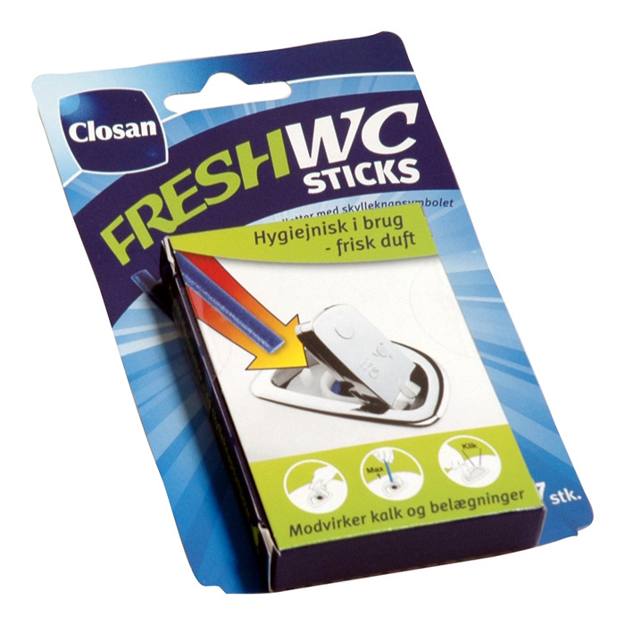 Fresh wc stick – Materialvalg for baderomsmøbler