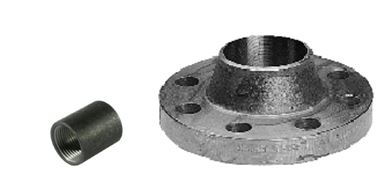Svejsefittings & smedet fittings